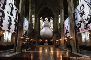 Art exhibition WarToys